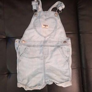 Oshkosh B Gosh overalls